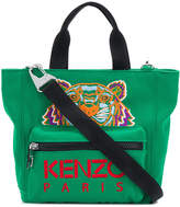 Kenzo small embroidered Tiger tote