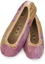 Holistic Silk Massaging Slippers