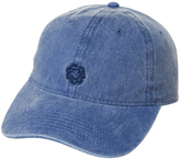 Swell Rose Embroidered Dad Cap Blue