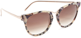 Thierry Lasry Gummy 18k Sunglasses