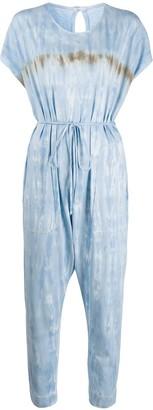 Raquel Allegra Tie Dye Jumpsuit
