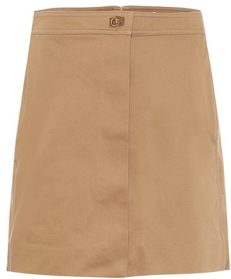 Givenchy Cotton-gabardine shorts