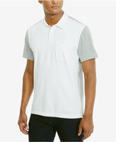 Kenneth Cole Reaction Men's Colorblocked Stretch Polo