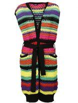 Balmain Knitted Cardi-coat