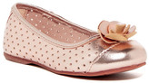 Hanna Andersson Ursula Perforated Flat (Toddler & Little Kid)