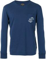Polo Ralph Lauren chest pocket longsleeved T-shirt - men - Cotton - M