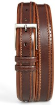 Mezlan Men's 'Diver' Leather Belt