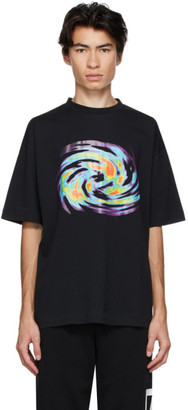 Études Black Museum Heat Map T-Shirt