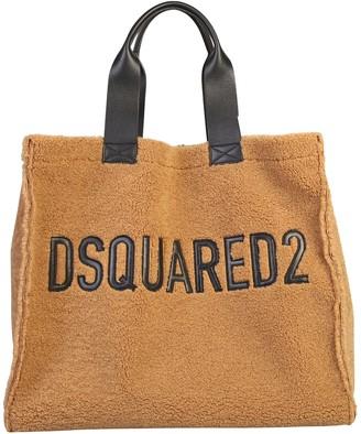 DSQUARED2 Faux Fur Bag