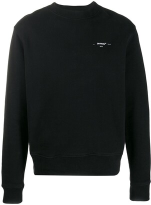 Off-White Arrow slim-fit sweatshirt