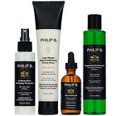 Philip B Four Step Hair and Scalp Treatment Set - Classic Formula