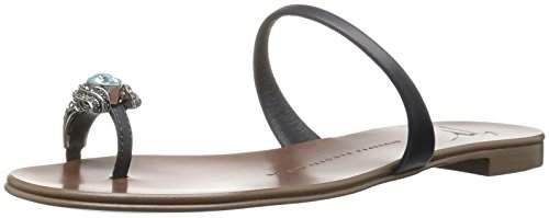 Giuseppe Zanotti Women's E70031 Toe Ring Sandal