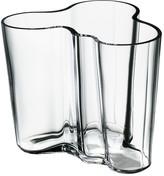Iittala Aalto Vase - 9.5cm - Clear