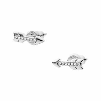 Fossil Women Stainless Steel Stud Earrings JOF00467040