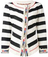 Bazar Deluxe - Giacca jacket - women - Cotton/Spandex/Elastane - 42