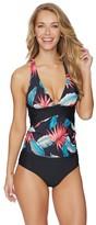 Athena Cabana Solids Landa Mid Waist Bikini Bottom