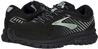 Brooks Ghost 12 GTX (Black/Ebony/Aqua) Women's Running Shoes