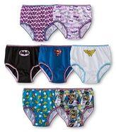 Toddler Girls' Justice League Underwear 7 Pack