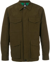 Paul Smith military jacket - men - Nylon/Polyester - XS