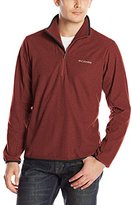 Columbia Men's Whiskey Creek Quarter-Zip Fleece Shirt