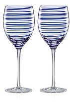 Kate Spade Charlotte Street Wine Glass, Set of 2