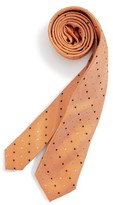 Nordstrom Boy's Dot Silk Tie