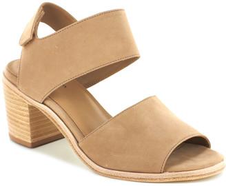 Chocolat Blu Basia Leather Heeled Sandal
