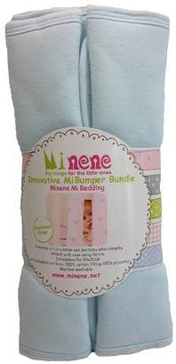 Minene Individual Bumpers (Blue, Pack of 5 Bumpers)