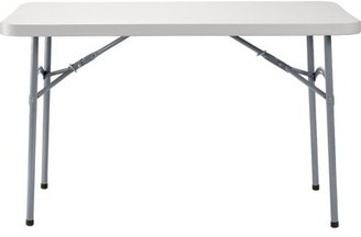 "48"" Rectangular Folding Table National Public Seating"