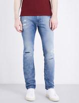 Diesel Thavar-NE slim-fit tapered jeans