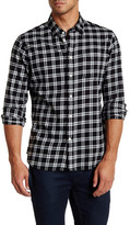 Slate & Stone Plaid Long Sleeve Trim Fit Shirt