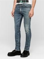 Calvin Klein Jeans Slim Straight Indigo Blue Jeans
