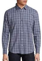 Zachary Prell Plaid Cotton Shirt