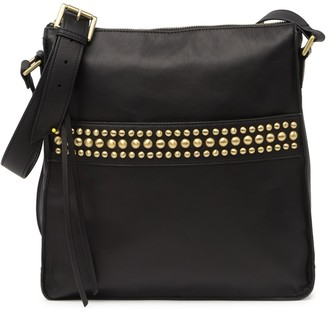 Hobo Mystic Studded Leather Crossbody