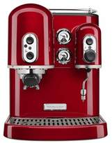 KitchenAid Espresso Machine Candy Apple