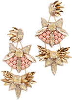 Deepa Gurnani Deepa By Queenie Earrings