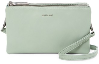 Matt & Nat Triplet Vegan Leather Crossbody Bag