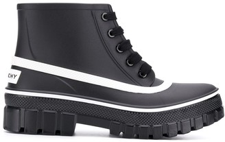 Givenchy Chunky Ankle Boots