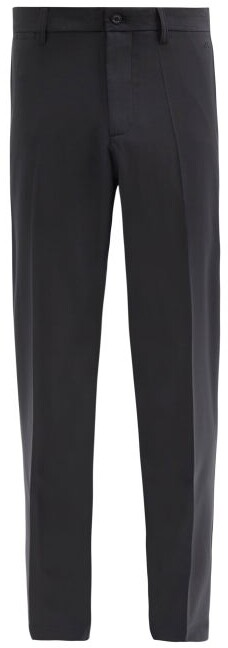 Thumbnail for your product : J. Lindeberg Ellott Technical-twill Golf Trousers - Black