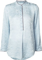 Raquel Allegra oriental blouse - women - Silk - L