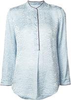 Raquel Allegra oriental blouse - women - Silk - S