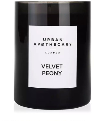 Urban Apothecary London Velvet Peony Luxury Mini Candle 70G