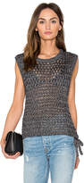 John & Jenn by Line Meg Sleeveless Sweater