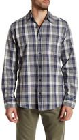 Joe Fresh Standard Fit Plaid Shirt