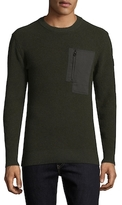 G Star Powel Ribbed Wool Sweater