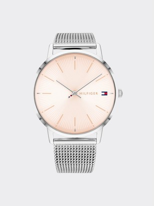 Tommy Hilfiger Casual Watch with Mesh Bracelet