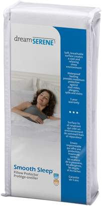 Dream Serene Smooth Sleep Pillow Protector