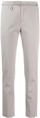 Lorena Antoniazzi tapered slim-fit trousers