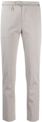 Lorena Antoniazzi Tapered Slim-Fit Trousers