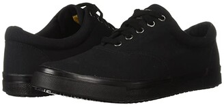Skechers Sudler SR (Black) Women's Lace up casual Shoes